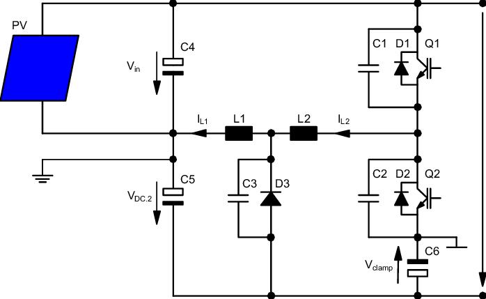 circuit diagram of buck boost converter agile development model principle an active clamped