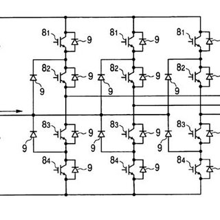Hardware simulation of 3-level, 3-phase diode clamped