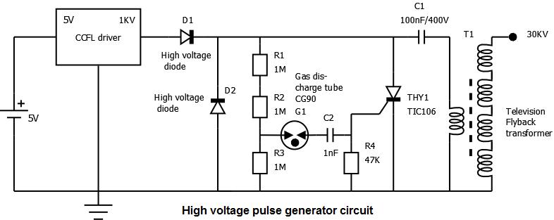 Diy High Voltage Diode