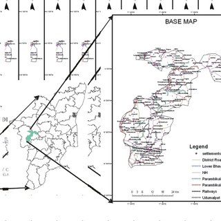 (PDF) LAND SUITABILITY ANALYSIS FOR THE PART OF