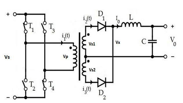 dsp igbt circuit diagram battery charger