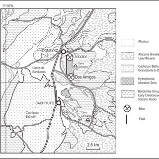 (PDF) Determinaciones geocronológicas y termocronológicas