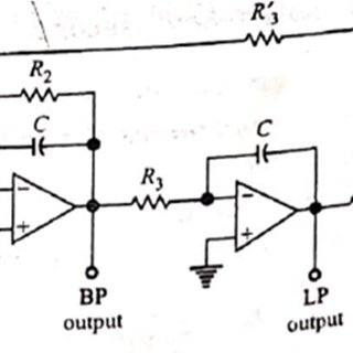 (PDF) CFOA based Biquad filter realized with low pass