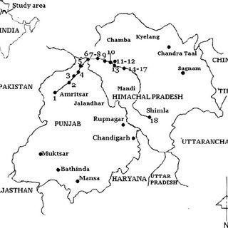 (PDF) Indoor radon measurements in the dwellings of Punjab
