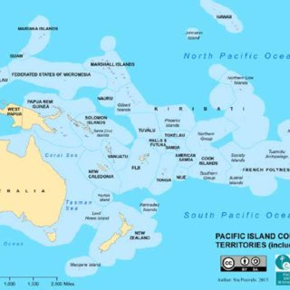 Hawaii may be a state, but it's one of the most isolated from the rest of the country. Pacific Island Countries And Territories Picts Including Eezs Download Scientific Diagram