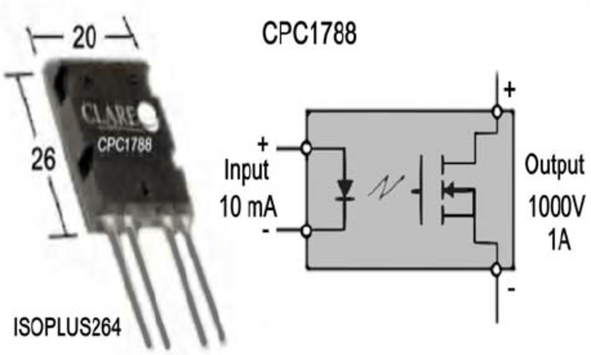 solid state relay wiring diagram earth tilt and seasons the connection of powerful ssc1000 25 type for switching cb trip coil there are however a couple characteristics