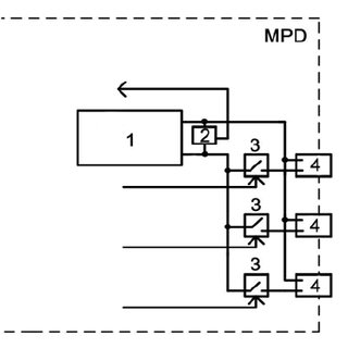 solid state relay wiring diagram trailer brake 6 way the connection of powerful ssc1000 25 rmea ft 1 relequick s a type with one triple make