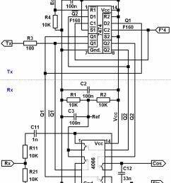 synchronous phase detector schematic elements 7474  [ 774 x 1055 Pixel ]