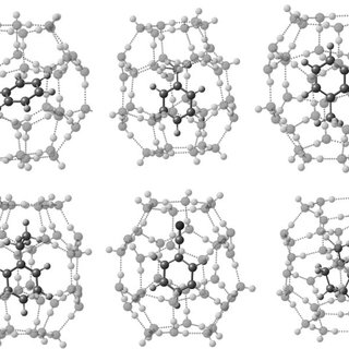 (PDF) Water cluster for the simulation of hydration of
