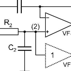 (PDF) Low-pass biquadratic filters with high suppression rate