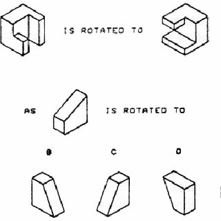 Purdue Spatial Visualization Test: Rotations (PSVT:R