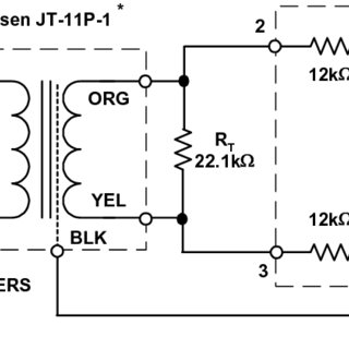 Transformer input mic preamplifier with 28 to 50 dB gain R