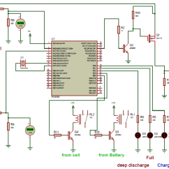 Pwm Solar Charge Controller Circuit Diagram Goat Intestines Complete Schematic Of A Download