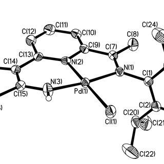 (PDF) Organo-Palladium(II) Complexes Bearing Unsymmetrical