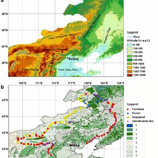 PDF Indicator pollen taxa of humaninduced and natural vegetation in Northern China