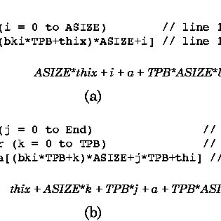 (PDF) CUDA-Lite: Reducing GPU Programming Complexity