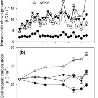 (PDF) Relative contribution of maize and external manure