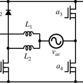 8 Circuit diagram of a three-phase bidirectional ac-dc