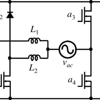 8 Circuit diagram of a three-phase bidirectional ac-dc