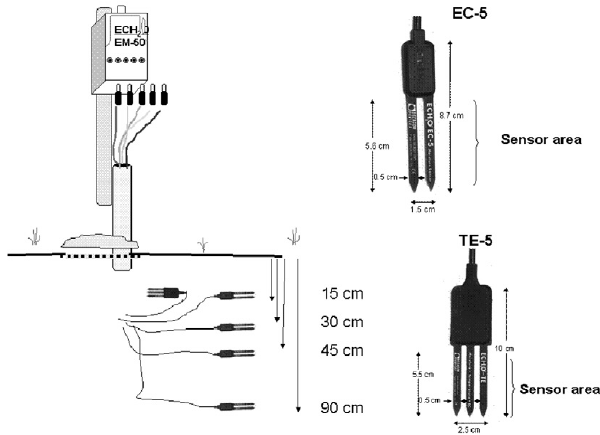 The EC-5 performance fi eld tests: diagrams of the EC-5