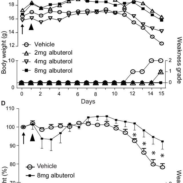 (PDF) Effects of the ß2-Adrenoceptor Agonist, Albuterol