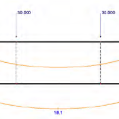 Kuda Baja Ringan Bentang 10 M Bending Moments And Support Reaction H1 Gl Download Scientific