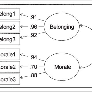 (PDF) Perceived Cohesion in Small Groups