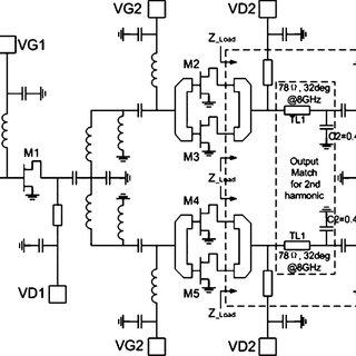 (PDF) A high-efficiency GaAs MMIC power amplifier for