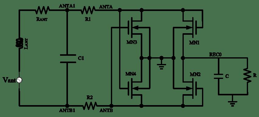 bridge rectifier circuit design