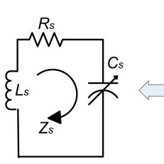 Equivalent Circuit Diagram of Wireless Telemetry System