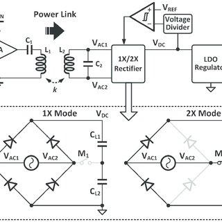 Wireless Power Transmission Circuit Diagram Wireless