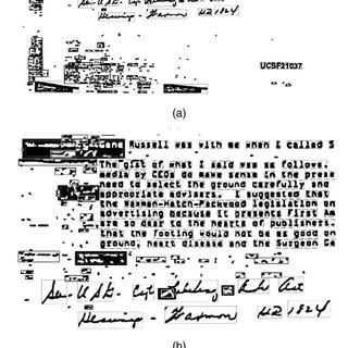 (PDF) Machine Printed Text and Handwriting Identification