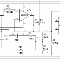 Emg Pa2 Wiring Diagram Transistor Power Amplifier Circuit Schematics Schematic Of Instrumentation Download Electrode Circuits