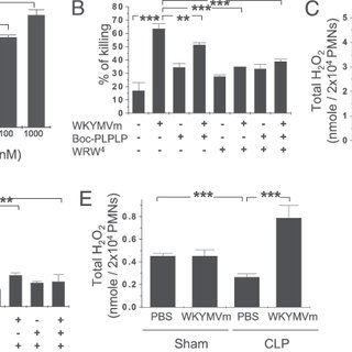 (PDF) The Agonists of Formyl Peptide Receptors Prevent