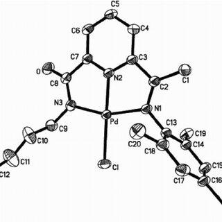 (PDF) 2-(N-Alkylcarboxamide)-6-iminopyridyl palladium and