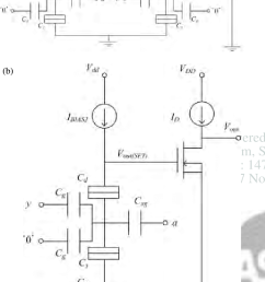 circuit diagrams of proposed multi valued logic families using the set mos hybrid circuits with tg sets a parallel gate and b series gate  [ 696 x 1360 Pixel ]