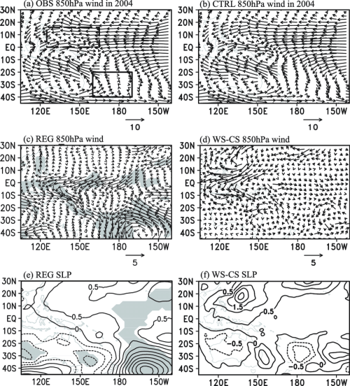 small resolution of the seasonal mean 850 hpa winds m s 21 in the spring of 2004 from download scientific diagram