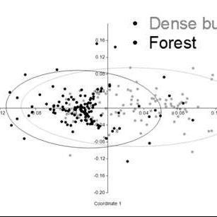 3: The foliage profile-vegetation characteristics