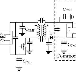 Basic switched mode power supply block diagram [1