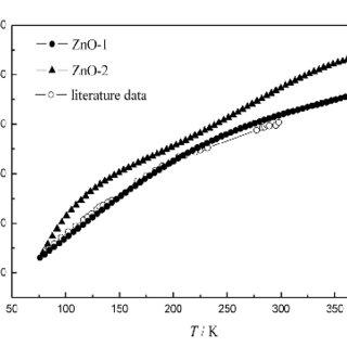 Heat capacity of nanocrystalline copper and the literature