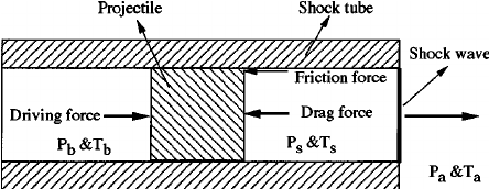 Schematic diagram for initial condition descriptions and