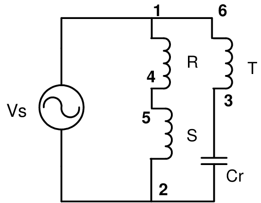 Capacitor circuit that created by Scheda only displays the