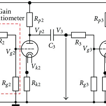 Thegriftygroove: Guitar Tube Preamp Schematic