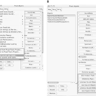 GSU PRAAT tools: Scripts for modifying and analyzing