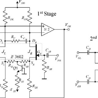 (PDF) Differential Ultra Low Noise Amplifier for Low