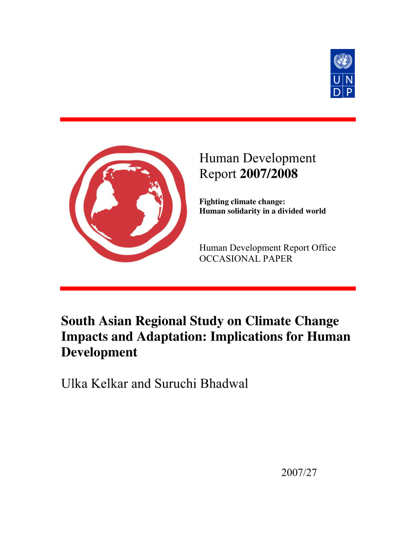 PDF Population And Environmental Issues In South Asia