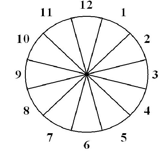 diagram of the left eye hyundai accent wiring neuroretinal rim area in 12 sectors each download scientific