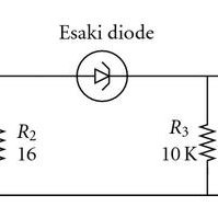 (PDF) Modelling of an Esaki Tunnel Diode in a Circuit