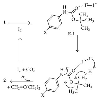 (PDF) Iodine-Mediated Neutral and Selective N-Boc Deprotection