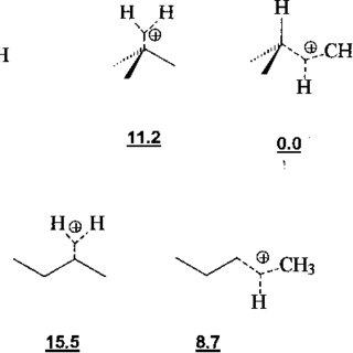 (PDF) Carbonium ions